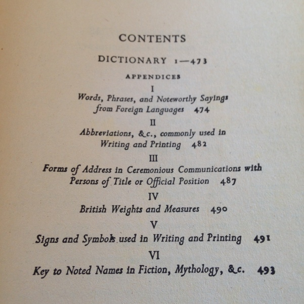 16-001 Concise English Dictionary